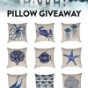 Deadliest Catch Nautical Pillow Giveaway