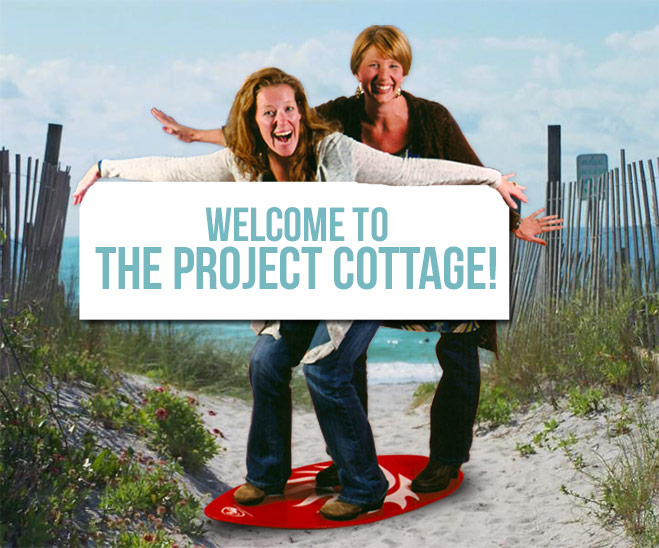 Welcome to The Project Cottage