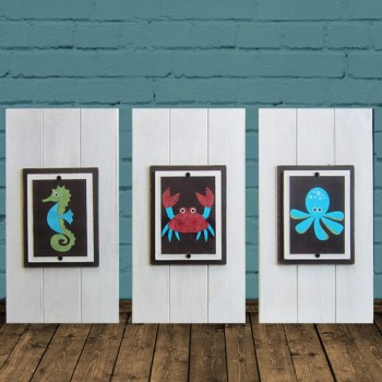sea creature prints
