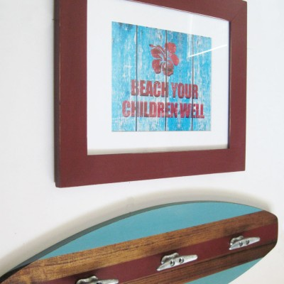 surfboard coat rack 3