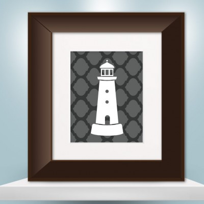 lighthouse_black_damask