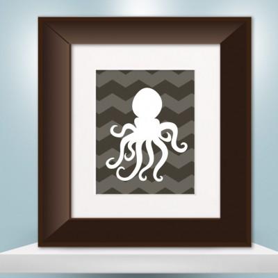 octopus_brown_zigzagchevron