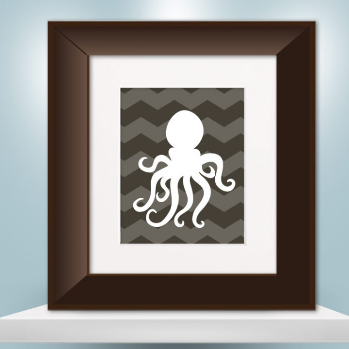 octopus_brown_zigzagchevron