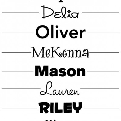 personalized_names