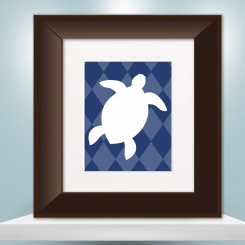 seaturtle_navyblue_diamond