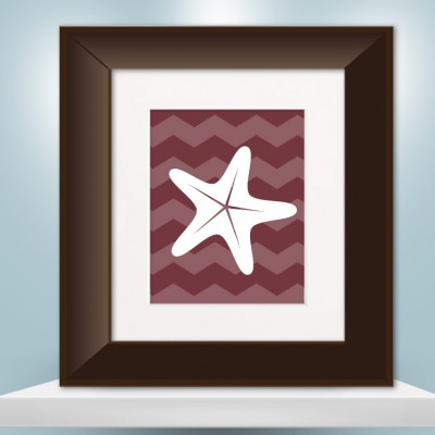 starfish_red_zigzagchevron