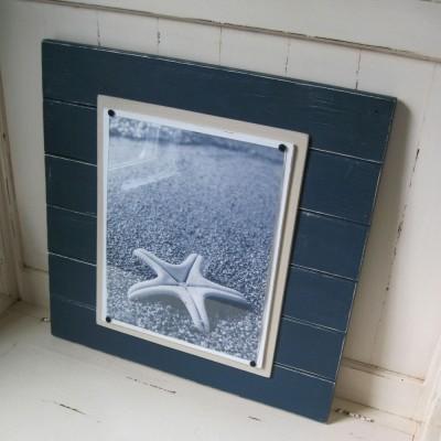 dark teal plank frame 4