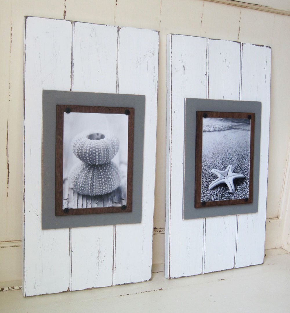 il_fullxfull370871677_f69a - Distressed White Picture Frames