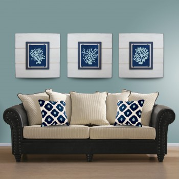Framed Coral Prints