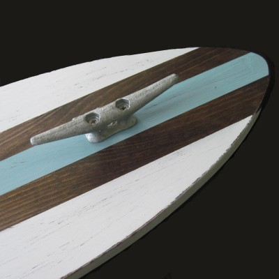 nautical surfboard coat rack 3