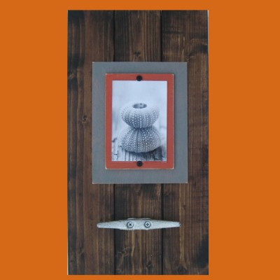 Orange Plank Frame