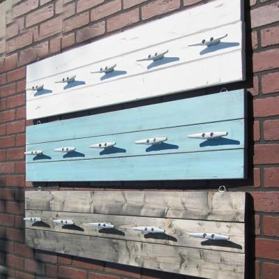 Plank Coat Rack