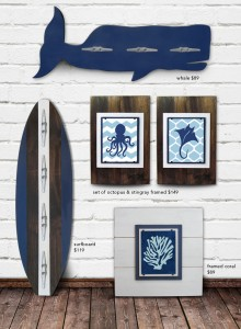 Navy Blue Nautical Collection