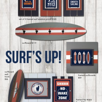 classic surfboard collection