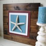 Framed Starfish