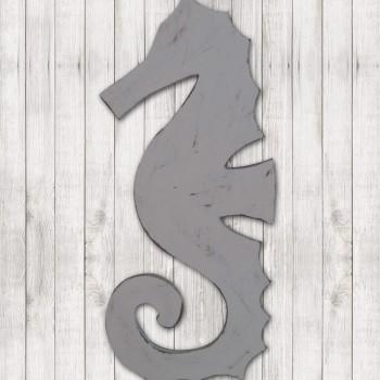 Wood Seahorse