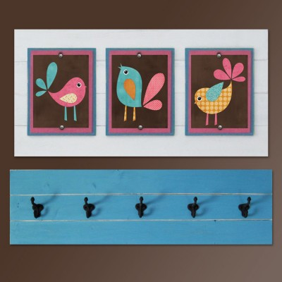Three Little Birds Set