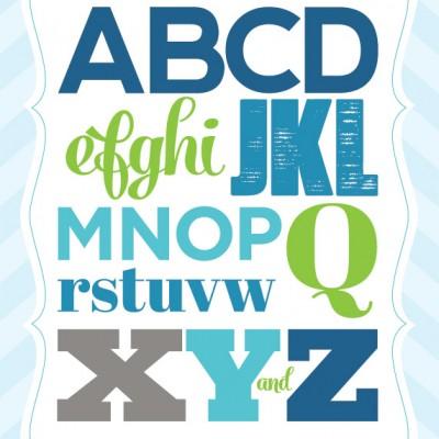 alphabet_blue_green1