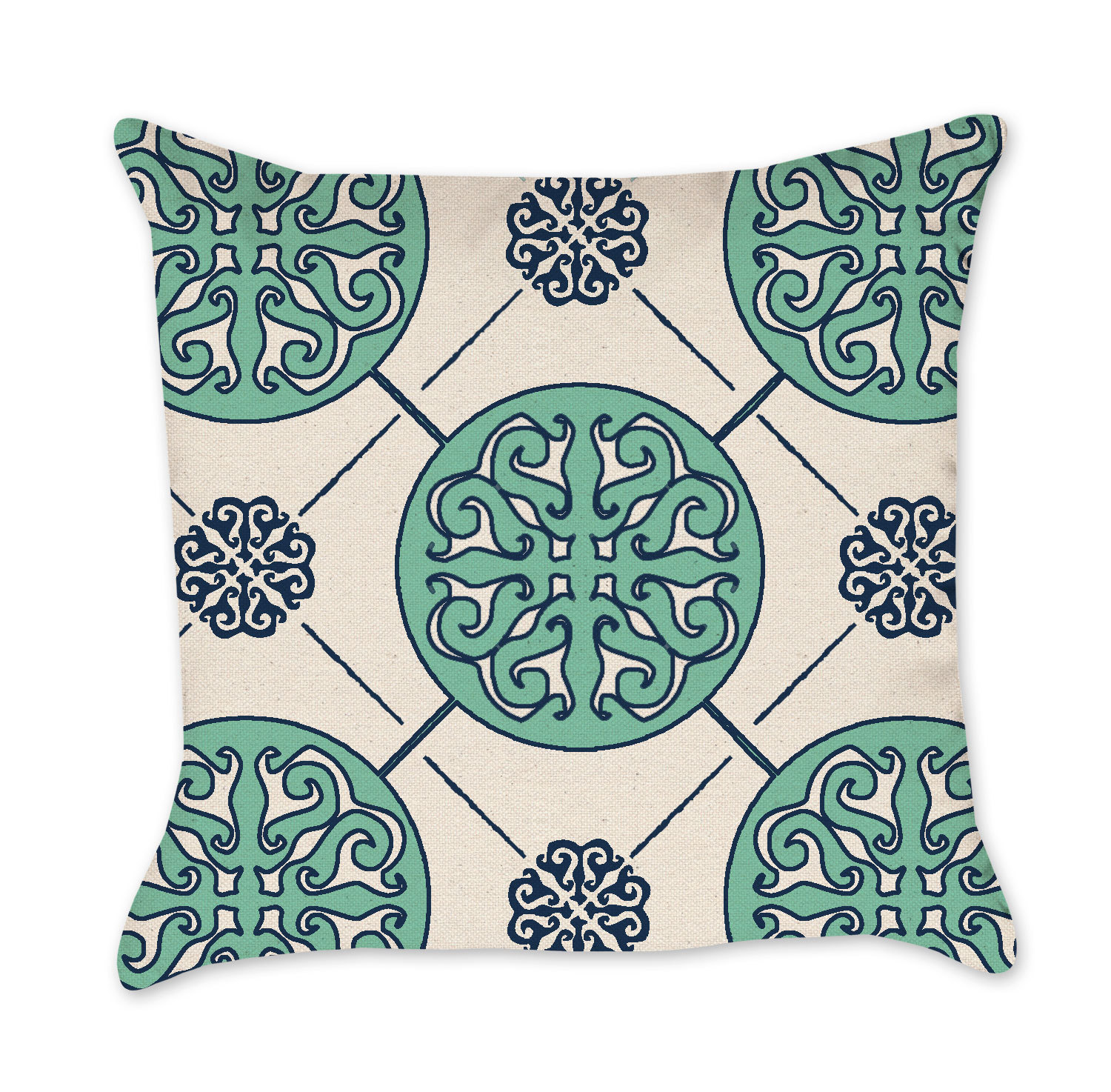 pillows throw grey and unique circle pillow coral with navy illustration pin delicate