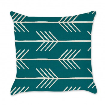 arrow print pillow cover