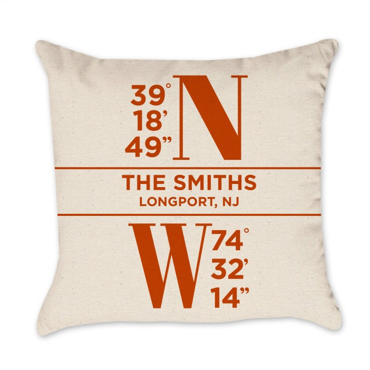 co-ordinates pillow cover