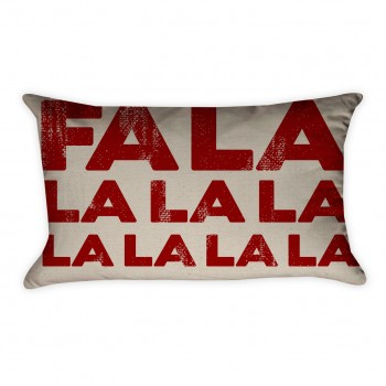 fala la la pillow cover