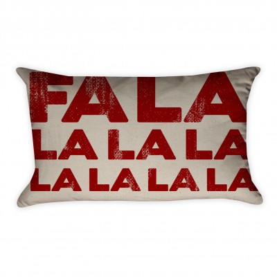 fala la la pillow cover