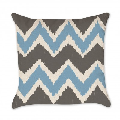 ilkat chevron pillow cover