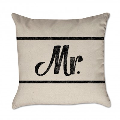 mr pillow cover