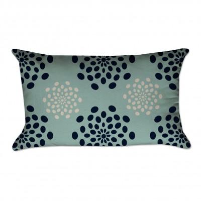 Flower Medallion Pillow Cover