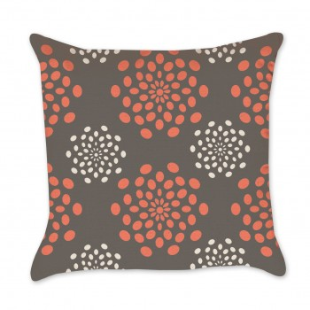 starbust pillow cover