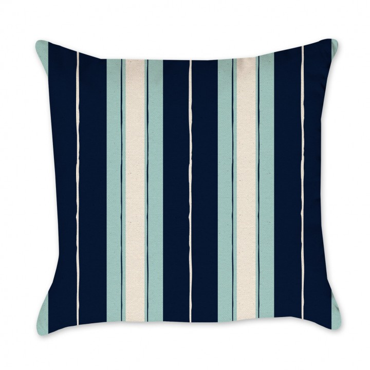 stripes pillow cover