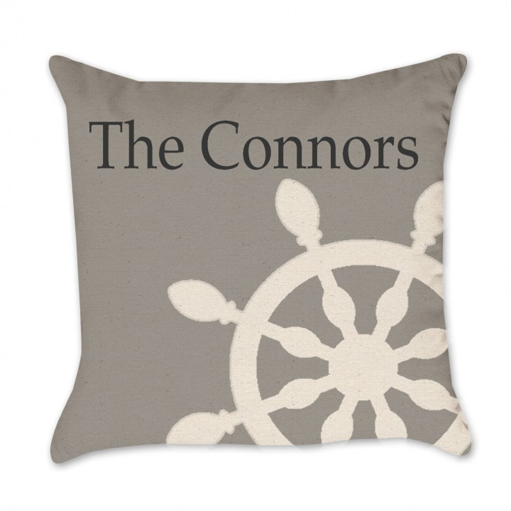 wheels pillow cover