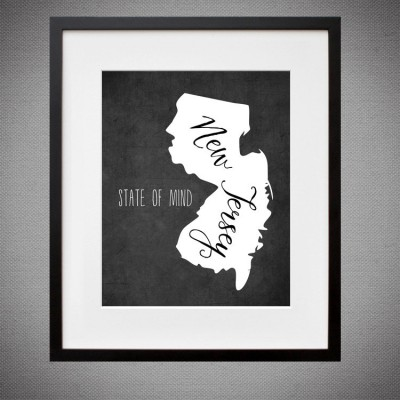 new jersey wall art