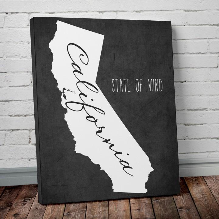 california wall art