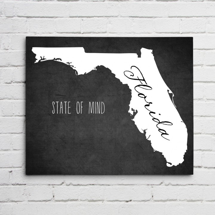 florida wall art