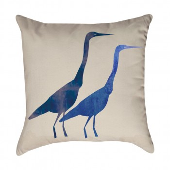 Herons Pillow Cover