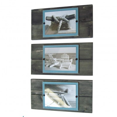 Driftwood Finish frames