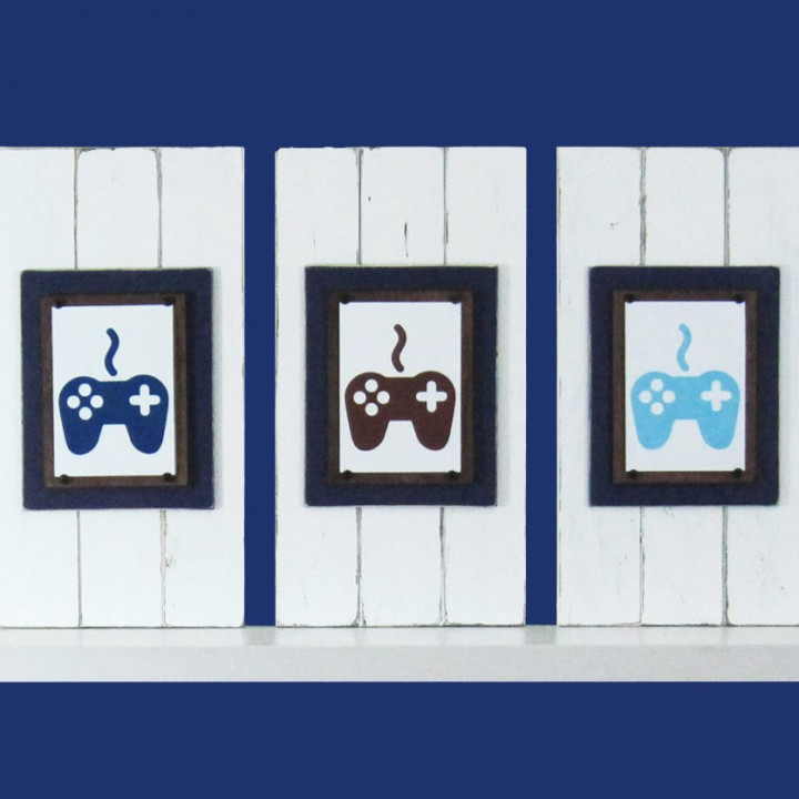 Video Game Art Prints