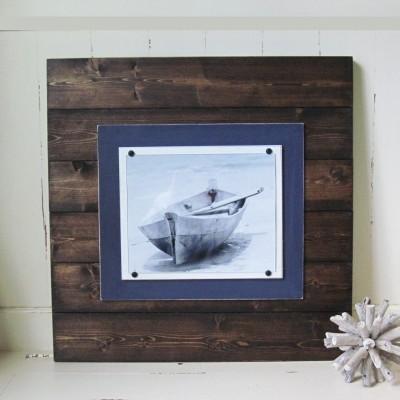 boat design plank frame