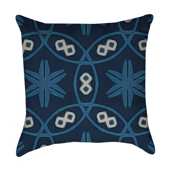 bohemian print pillow cover