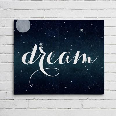 dream starry night