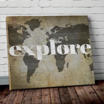explore wall art