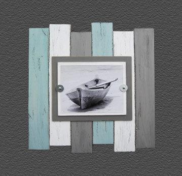 frame plank gray