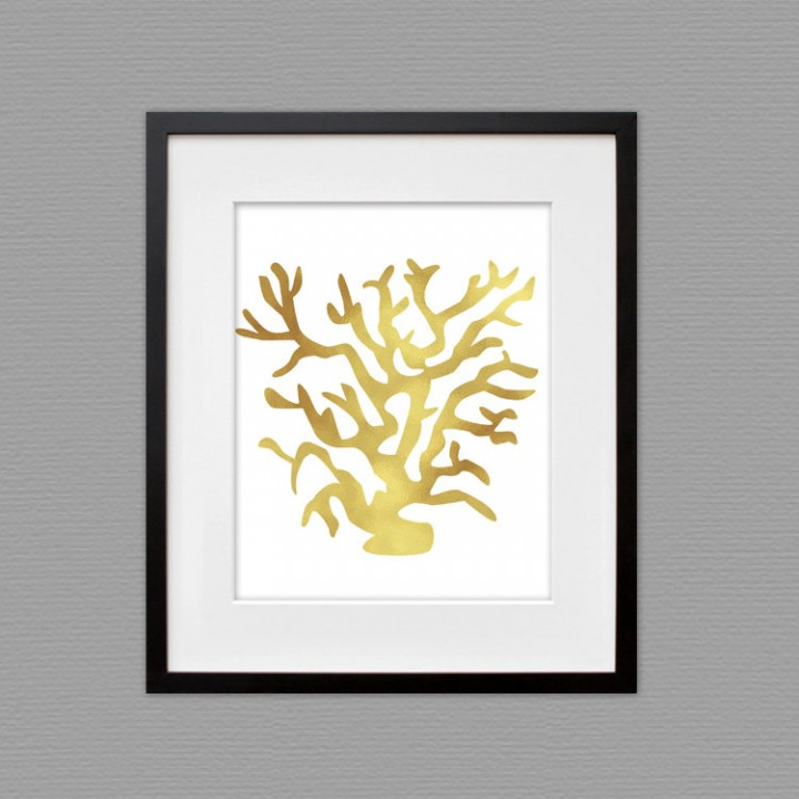 graphic gold art