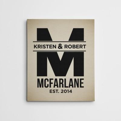 mcfarlane canvas art