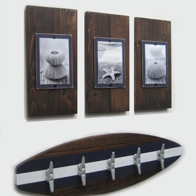 plank frames with cleat set