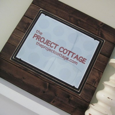 project cottage frame