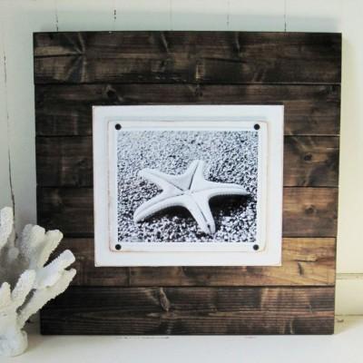 starfish plank frame