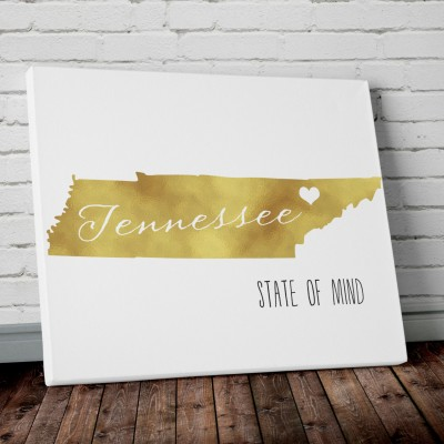 tennessee wall art